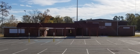 Bishopville High Memorial Gymnasium